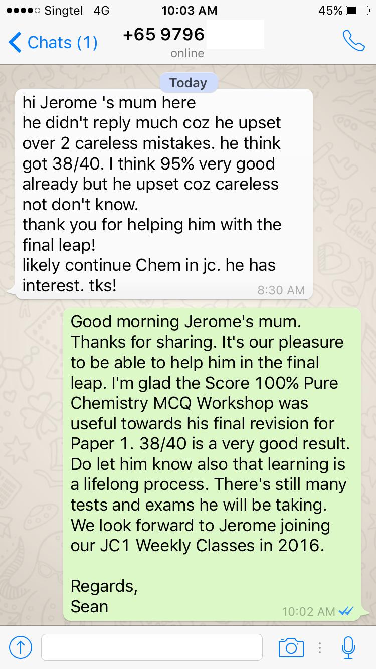 Jerome Mum