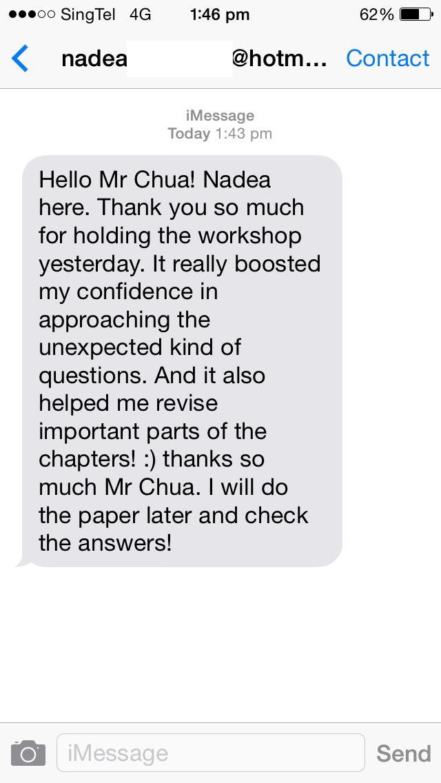 Nadea Merchant