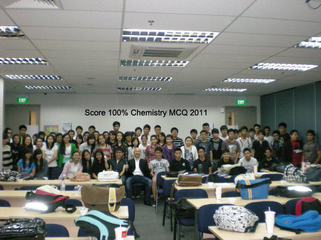 MCQ 2011