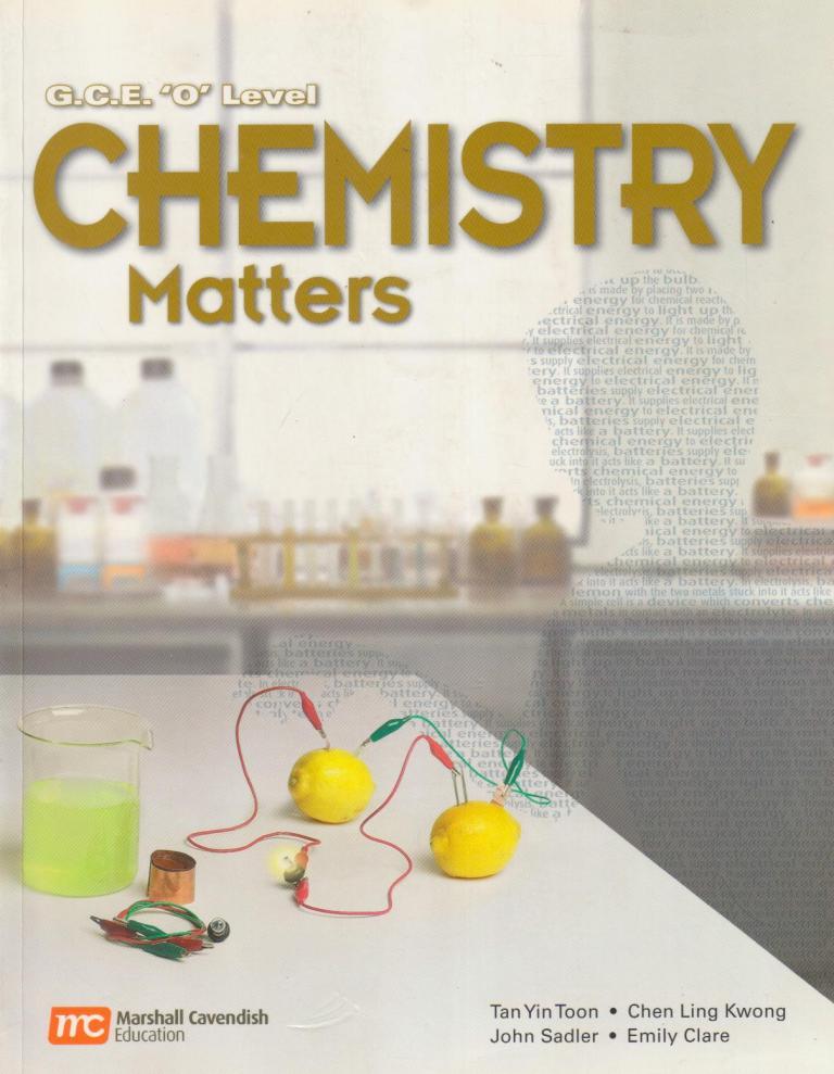 Cambridge Igcse Chemistry | Download eBook PDF/EPUB