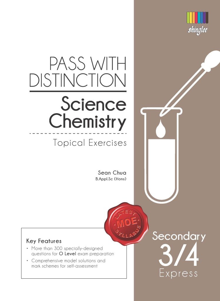 PWD Science Chemistry (TopicalExercises) Cover (Front)