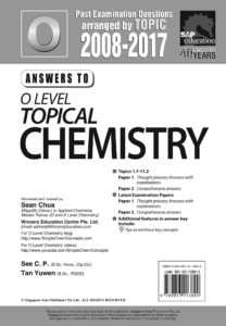 O level chemistry tys book simplechemconcepts features of book fandeluxe Image collections