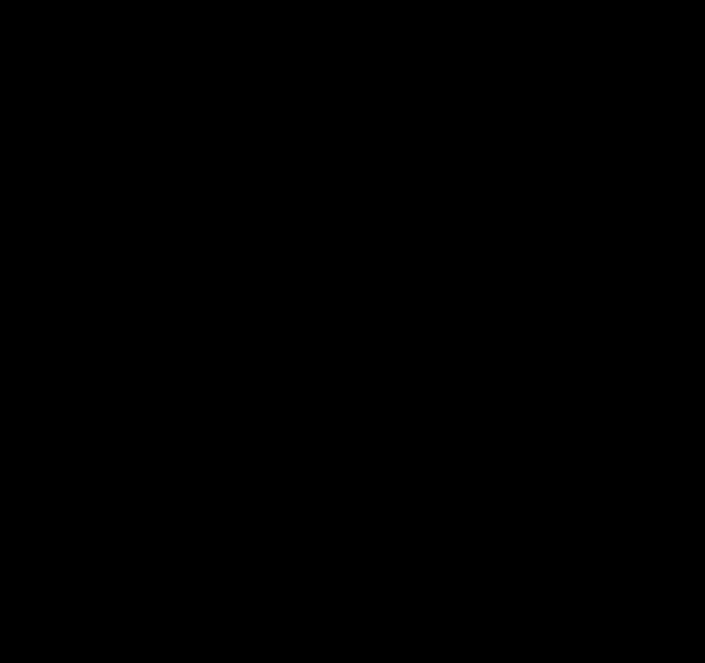 Ethene - Full Structural Formula